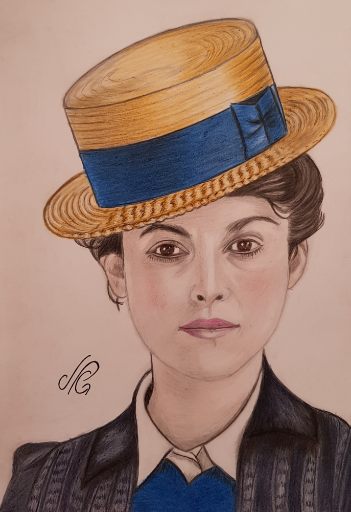 Keira Knightley by Nicky08